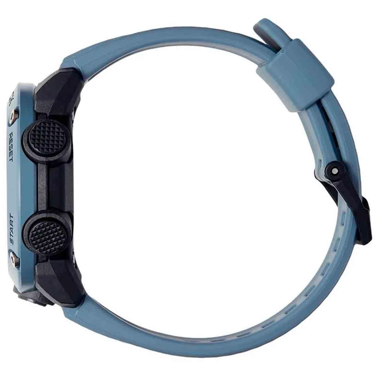 Relógio Casio G-Shock Anadigi Masculino GA-2000SU-1ADR