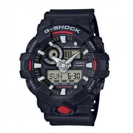 Relógio Casio G- Shock Anadigi Masculino GA-700-1ADR
