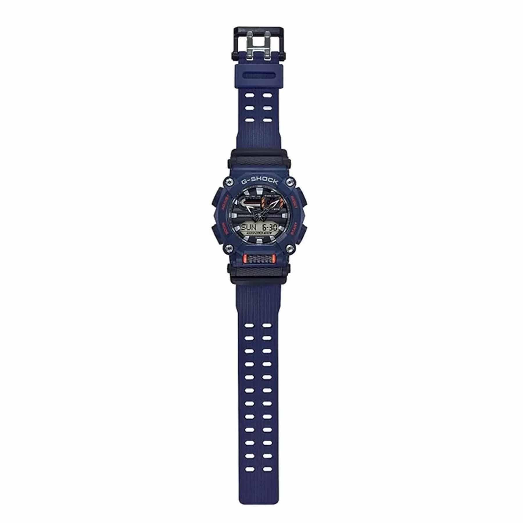 Relógio Casio G-Shock Anadigi Masculino GA-900-2A