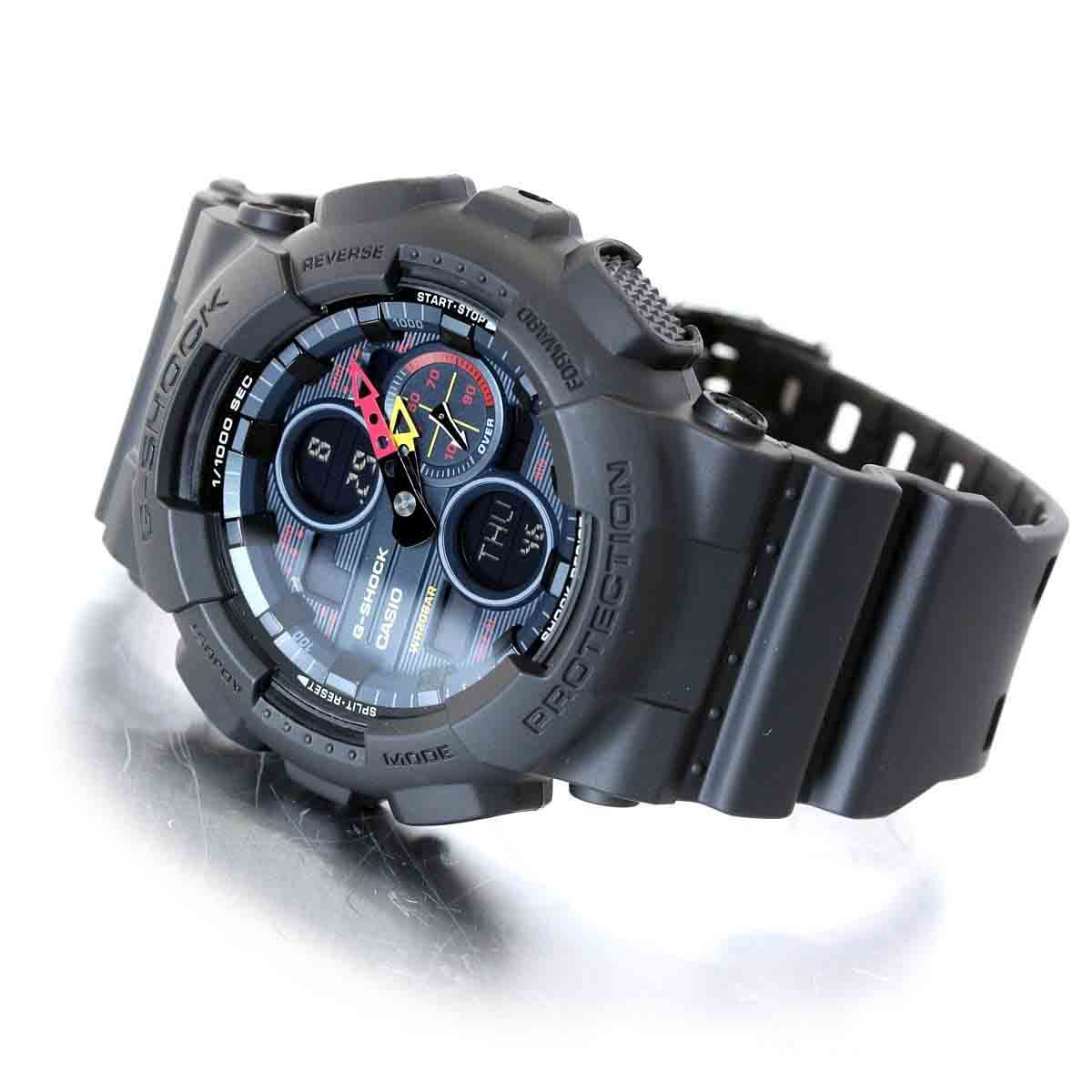 Relógio Casio G-Shock Masculino Anadigi GA-140BMC-1ADR
