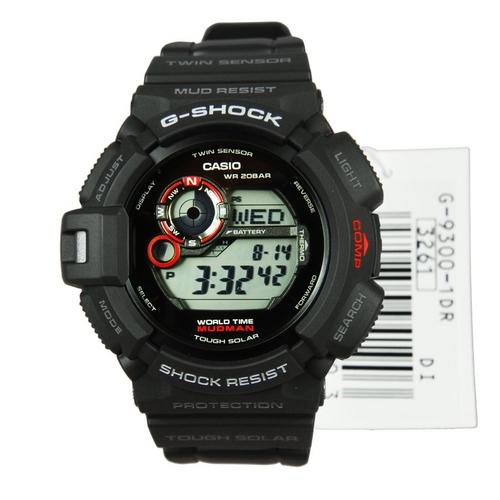 Relógio Casio G-Shock Mudman Digital Masculino G-9300-1