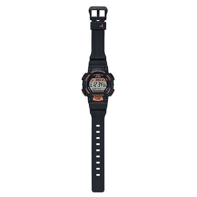 Relógio Casio Standard Digital Tough Solar Unissex STL-S300H-1BDF
