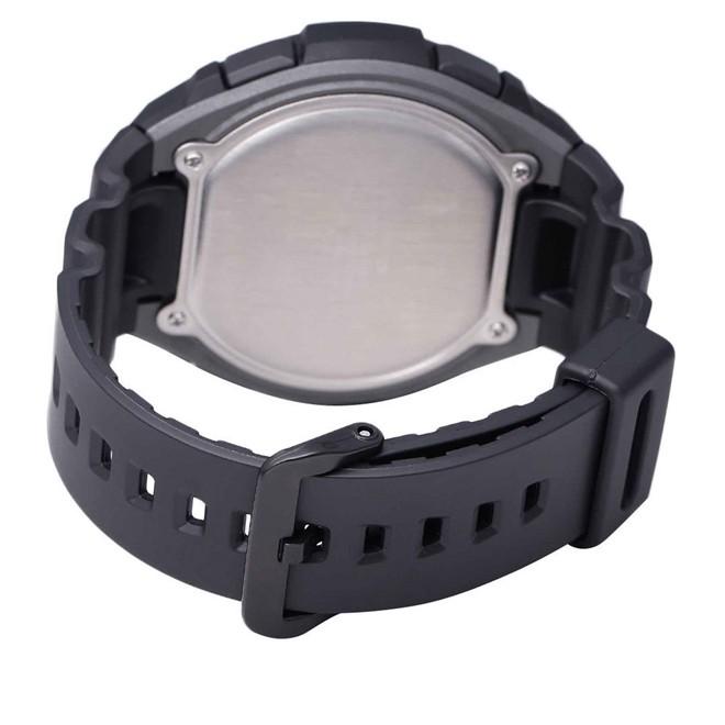 Relógio Casio Standard Masculino Anadigi 10 anos bateria AE-3000W-1AVD