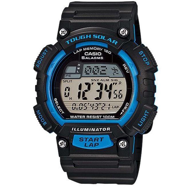 Relógio Casio Standard Tough Solar Digital Masculino STL-S100H-2AVDF