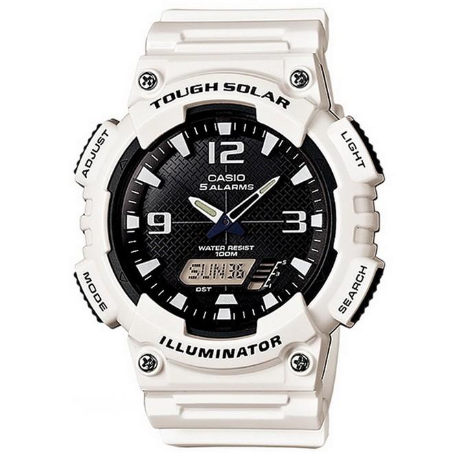 Relógio Casio Tough Solar Anadig Masculino AQ-S810WC-7A