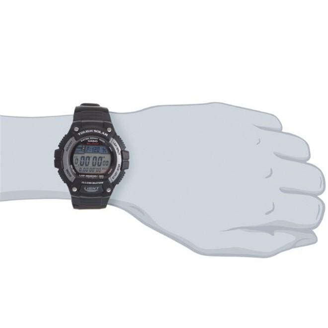 Relógio Casio Tough Solar Digital Masculino W-S220-1A