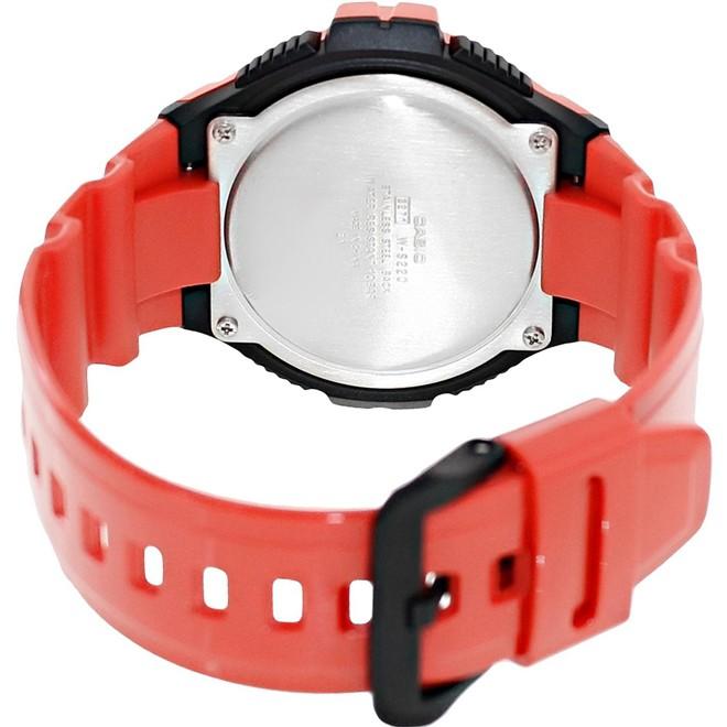 Relógio Casio Tough Solar Digital Masculino W-S220C-4AVDF