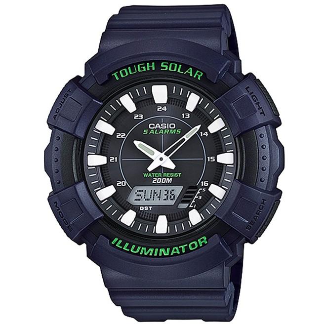 Relógio Casio Tough Solar Iluminator Anadigi Masculino AD-S800WH-2AVDF