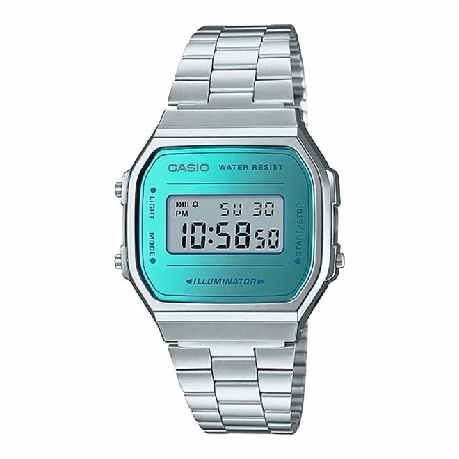 Relógio Casio Vintage Digital Unissex A168WEM-2DF