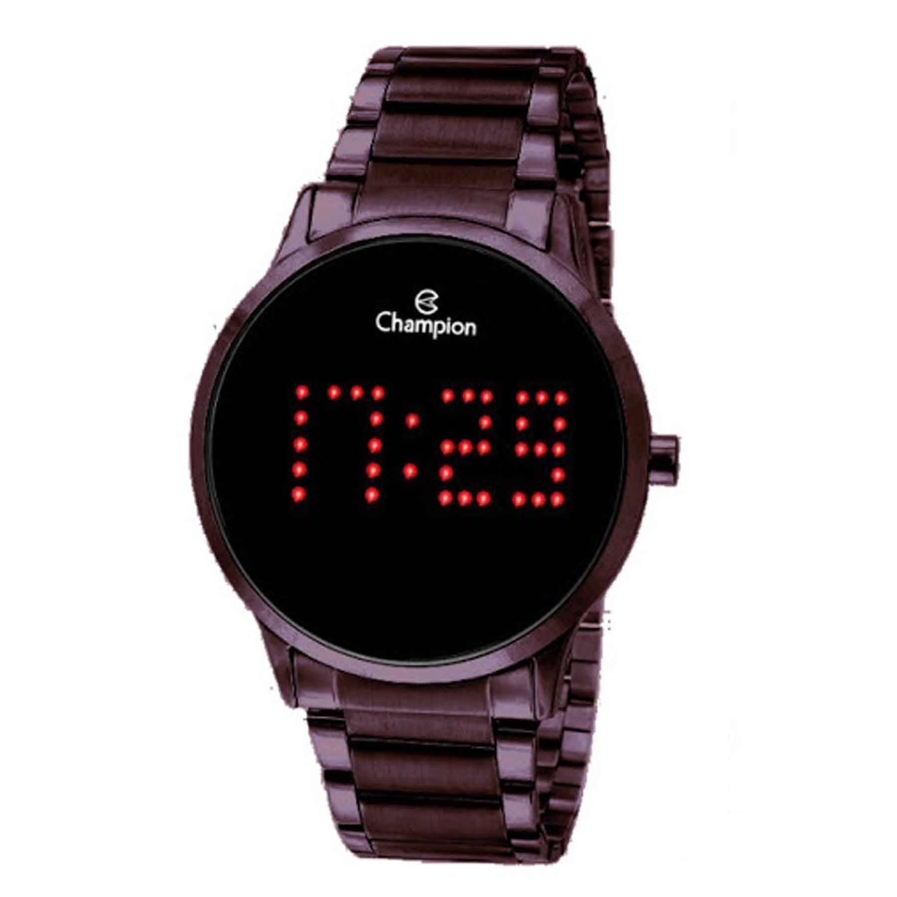 Relógio Champion LED Digital Feminino CH40035L