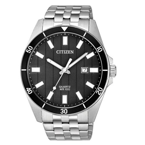 Relógio Citizen Analógico Prata Masculino TZ31114T