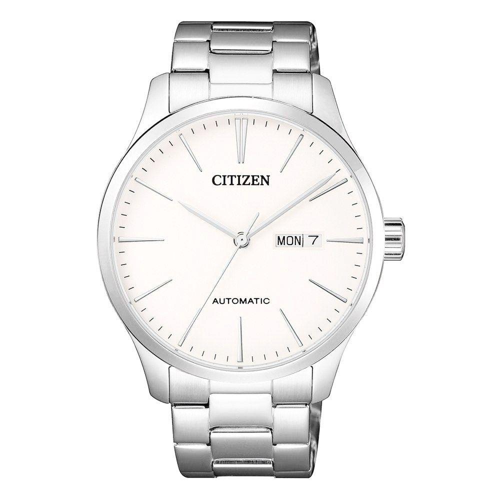 Relógio Citizen Automático Prata Masculino TZ20788Q