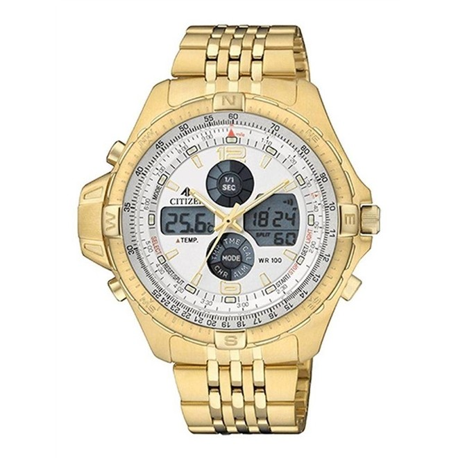 Relógio Citizen Promaster Wingman 100w Js1042-56a TZ10093H