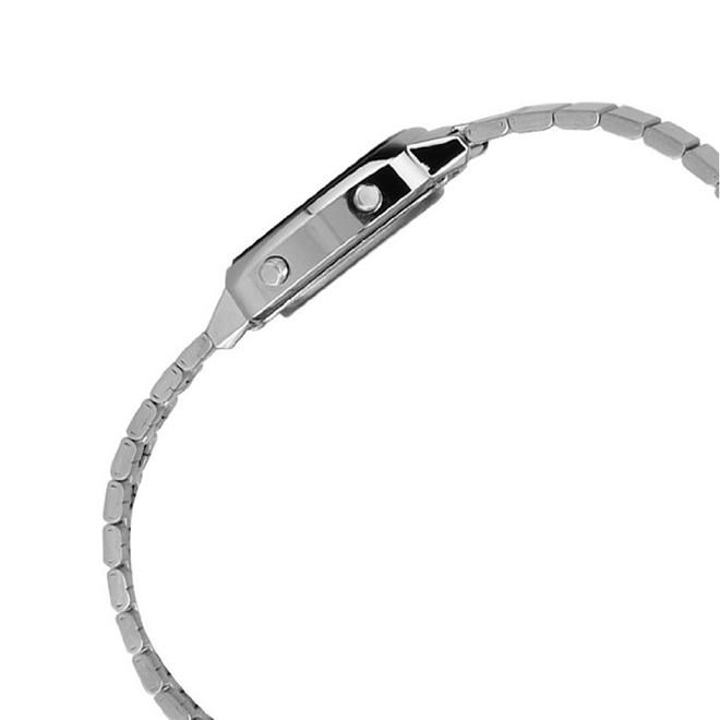Relógio Feminino Analógico Casio LA670WA1DF - Prata
