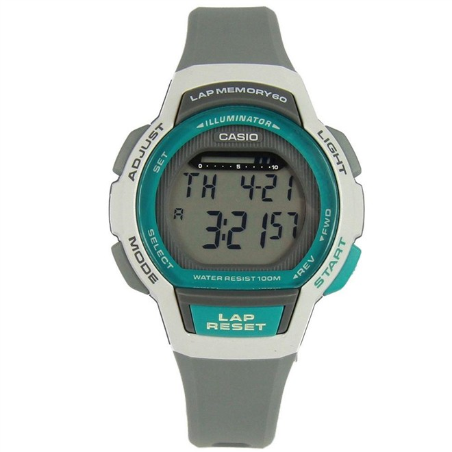 Relógio Feminino Casio Digital LWS-1000H-8AV