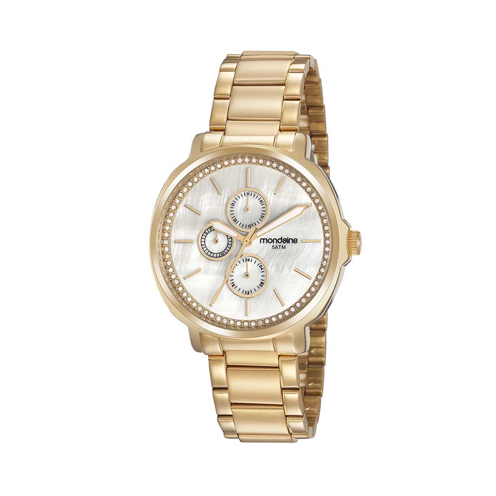 Relógio Feminino Mondaine 99444LPMVDS3
