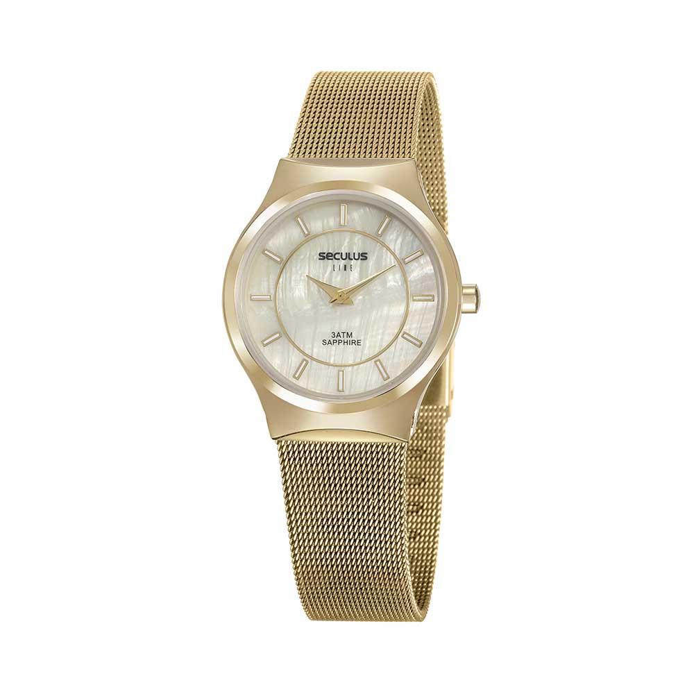 Relógio Feminino Seculus 20772LPSVDS4