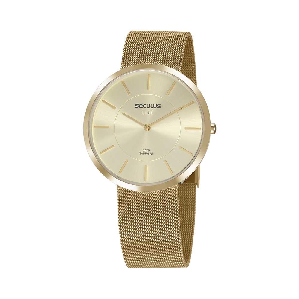 Relógio Feminino Seculus 20773LPSVDS1