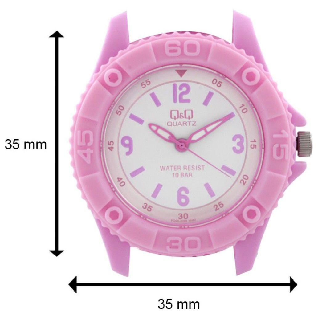 Relógio Infantil Kids QQ Analógico VQ96J020Y
