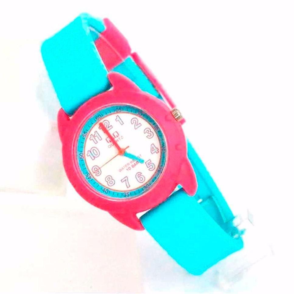 Relógio Infantil Kids QQ Analógico VR97J004Y