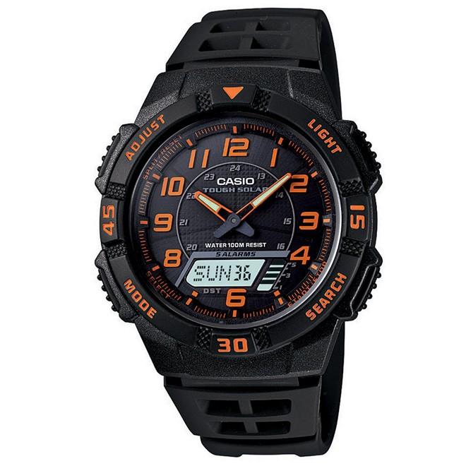 Relógio Masculino Anadigi Casio AQS800W1B2VDF - Preto