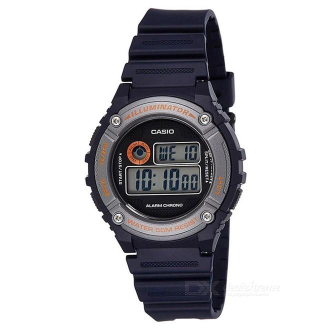 Relógio Masculino Casio Digital Esportivo W-216H-2BVDF