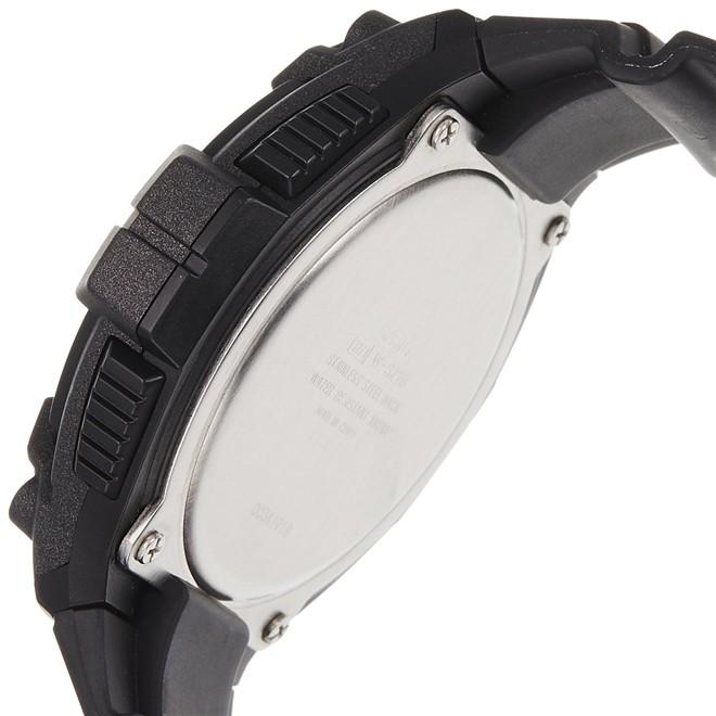 Relógio Masculino Digital Casio WS2201BVDF - Preto