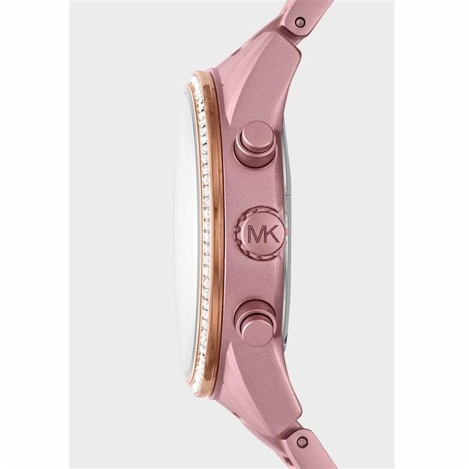 Relógio Michael Kors Multifunção Analógico Alumínio Feminino MK6753/1TN