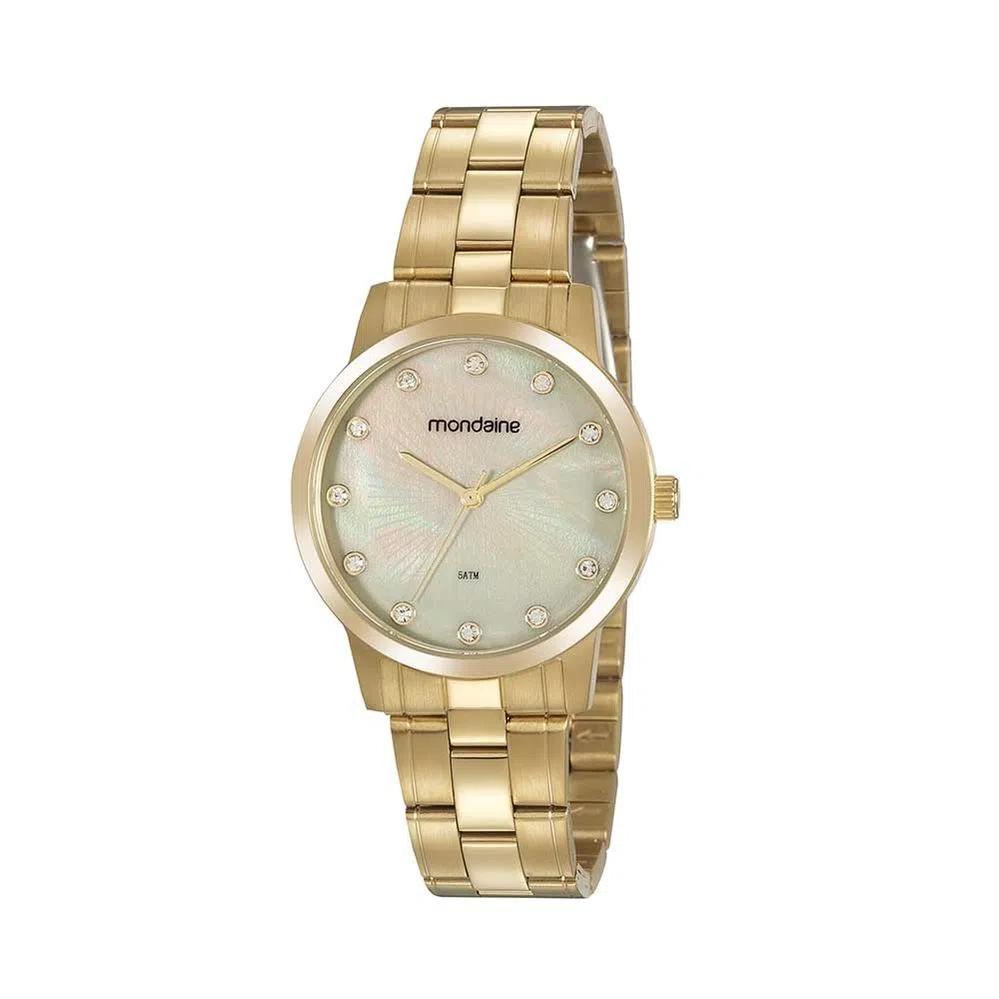 Relógio Mondaine Analógico Feminino 99538LPMVDA1
