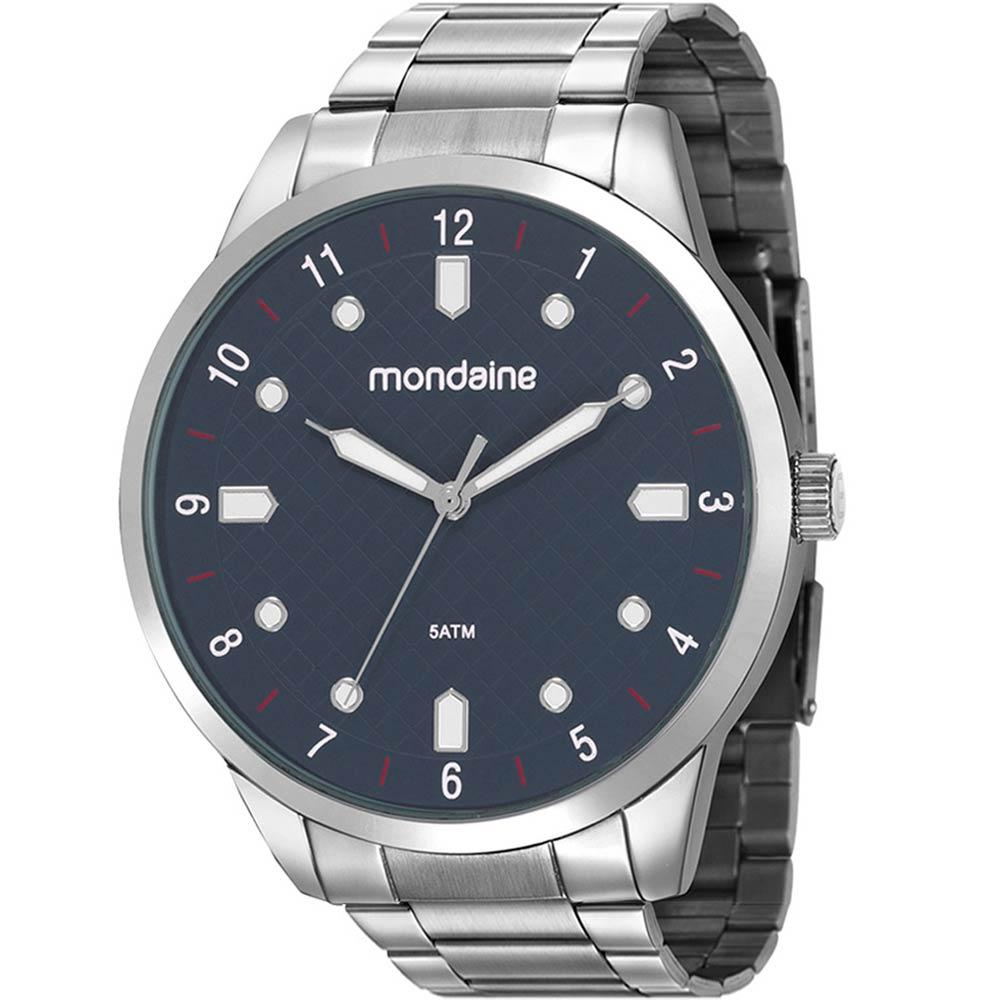 Relógio Mondaine Analógico Masculino 53599G0MVNE2