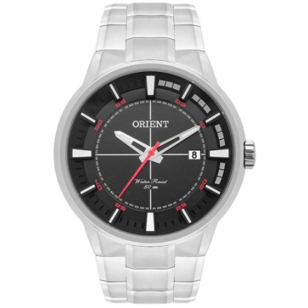 Relógio Orient Masculino Prata LRBSS1308 P2SX