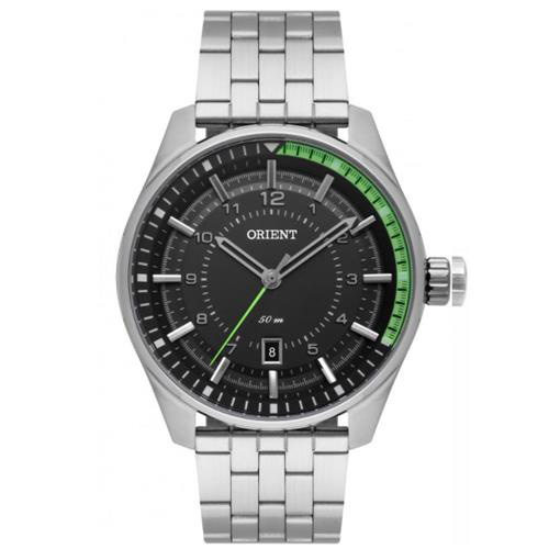 Relógio Orient Masculino Prata LRBSS1330 PFSX