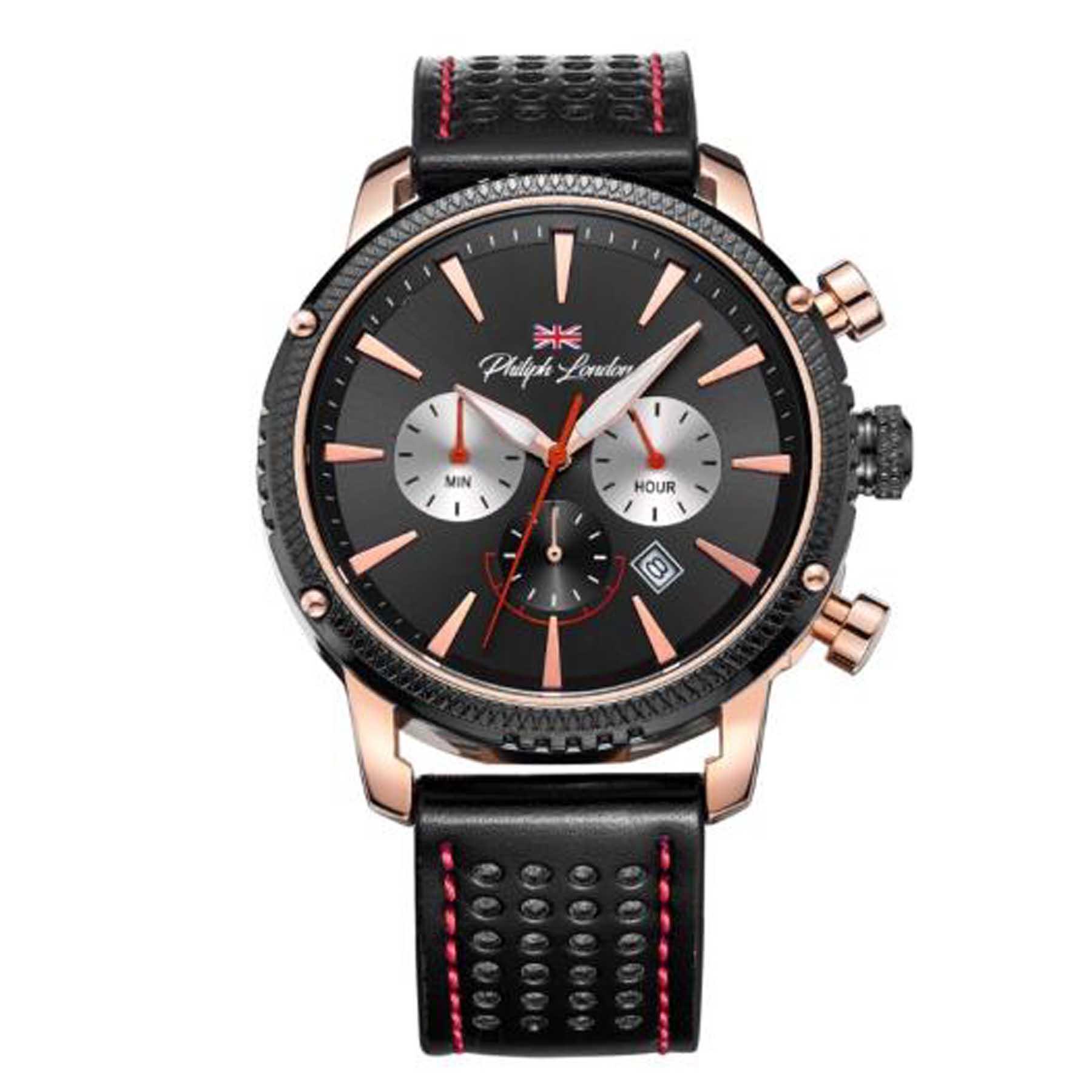 Relógio Philiph London Analógico Masculino PL80002632M