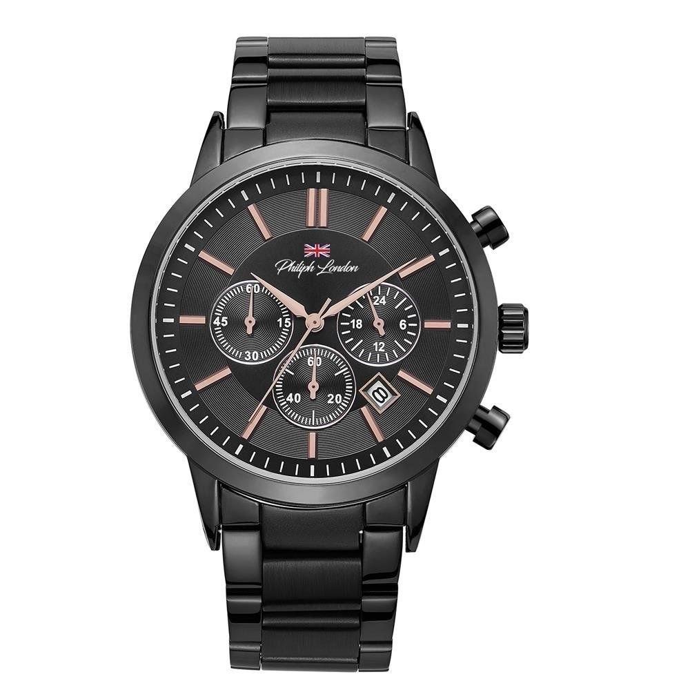 Relógio Philiph London Analógico Masculino PL80044613M