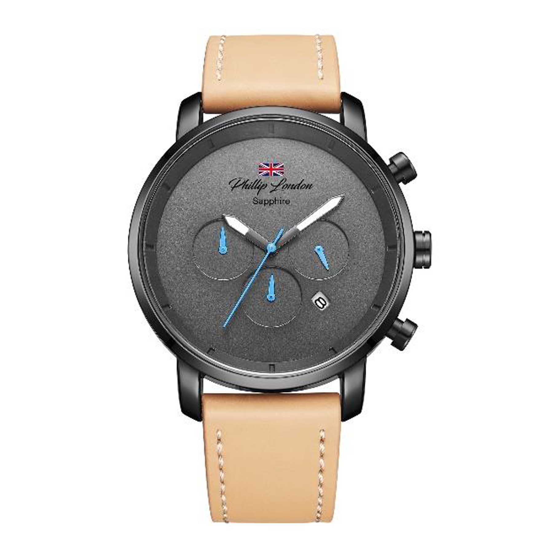Relógio Philiph London Analógico Masculino PL80106612M