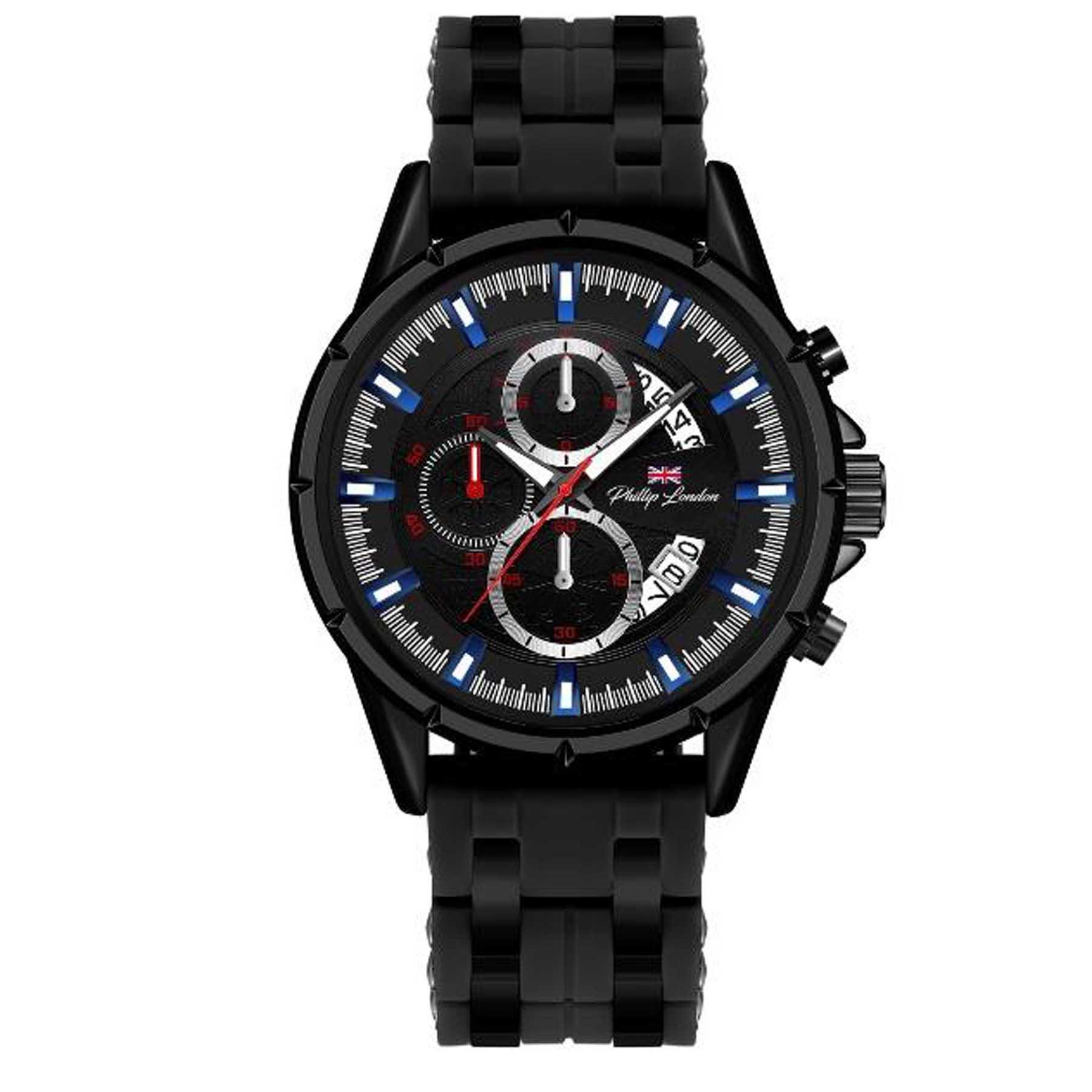 Relógio Philiph London Analógico Masculino PL80179619M