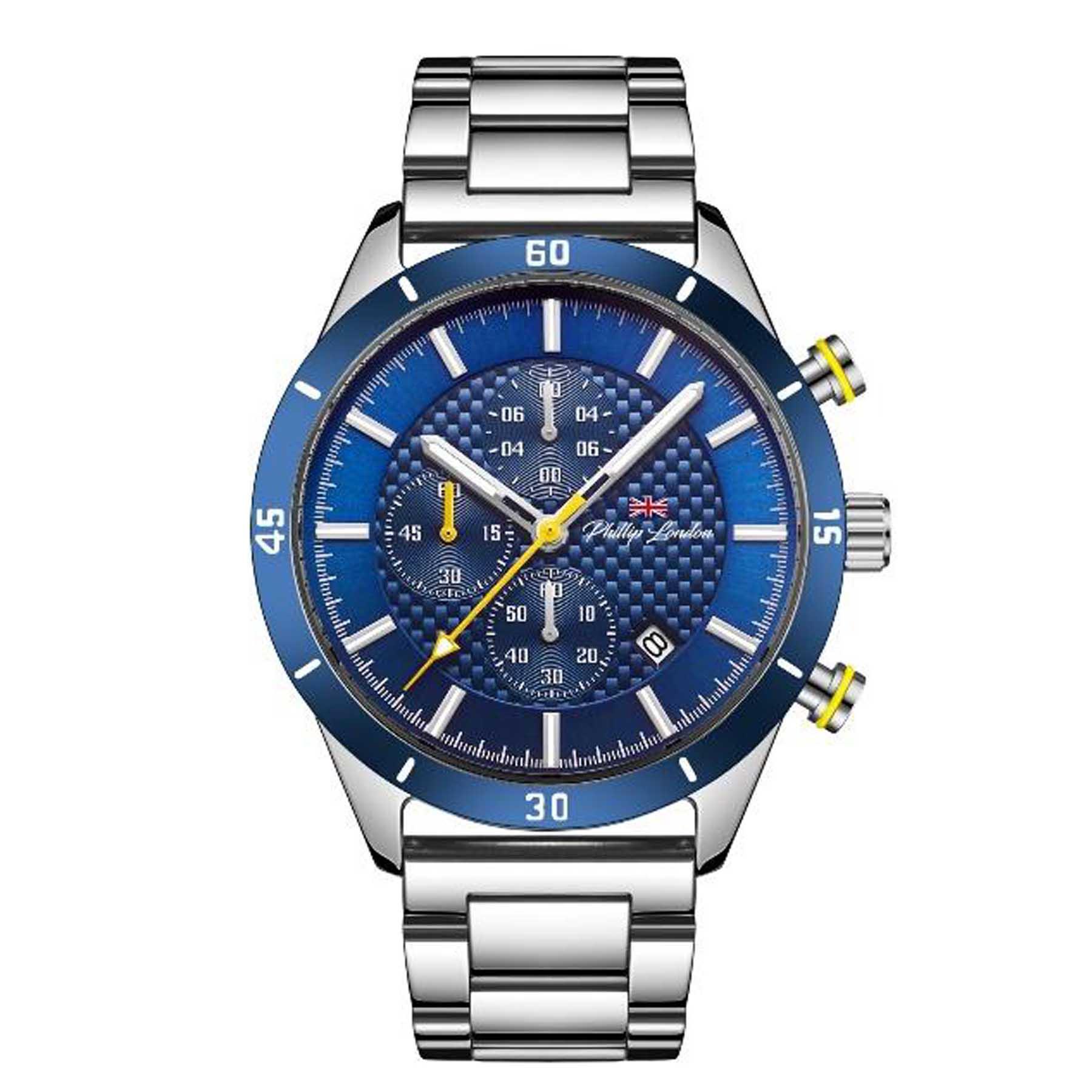 Relógio Philiph London Analógico Masculino PL80207623M