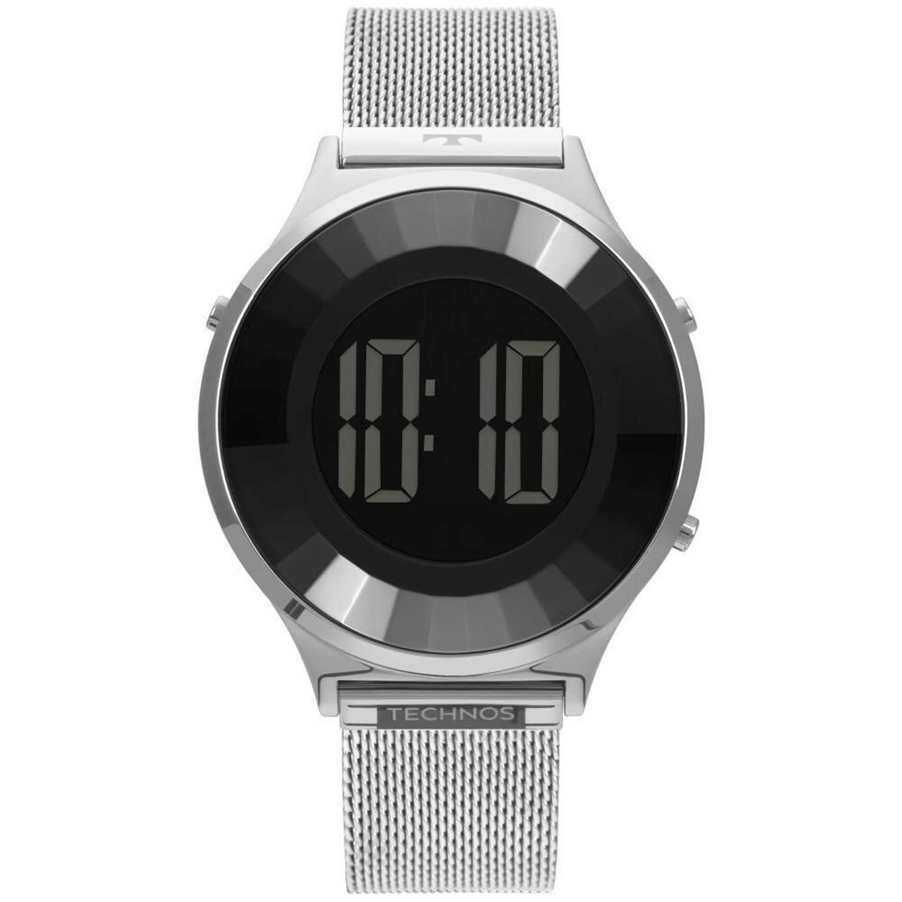 Relógio Technos Feminino Digital BJ3851AG/1P