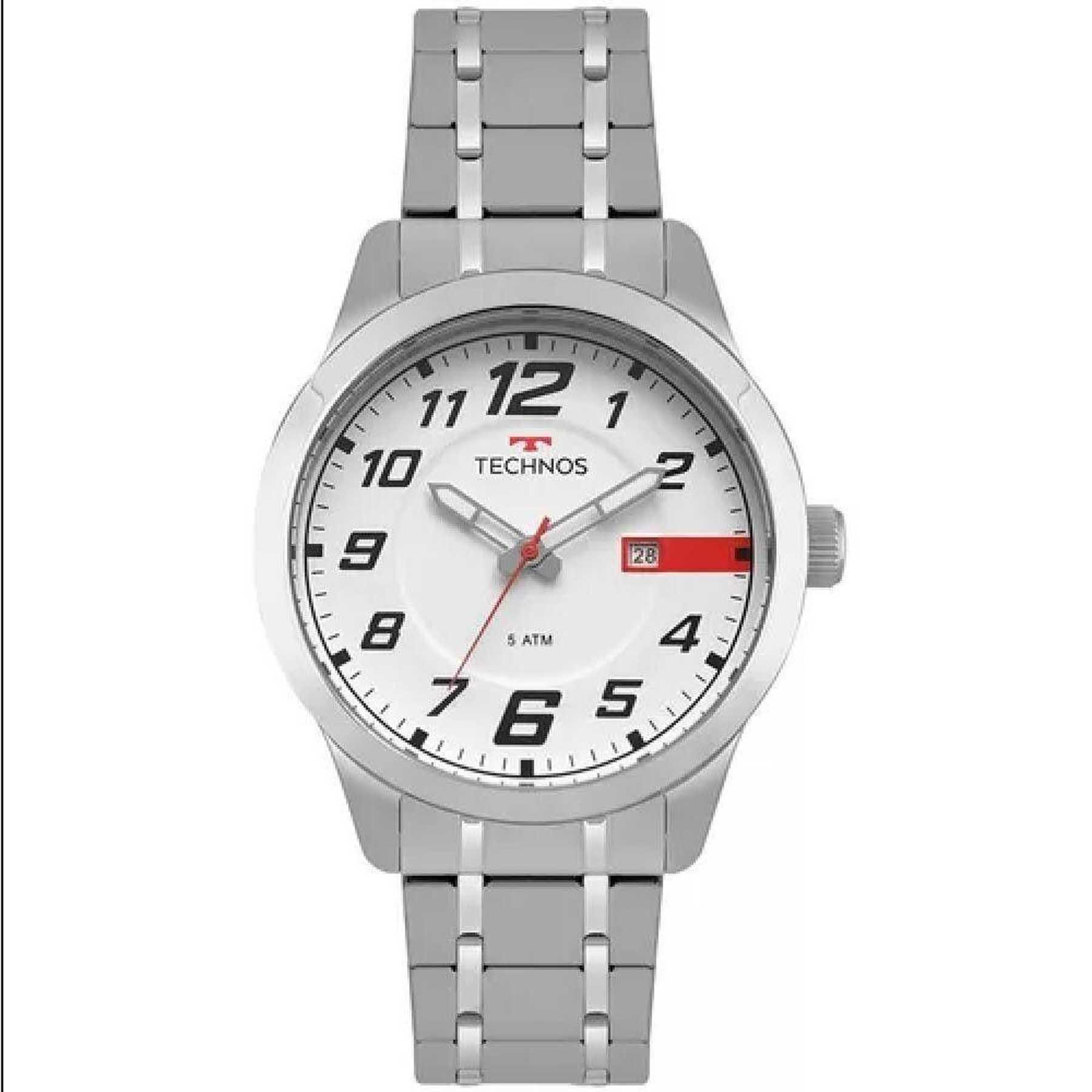 Relógio Technos Masculino Sport 2115MOW/1B