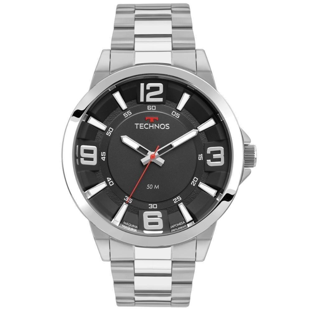 Relógios Technos Masculino Analógico 2036MLG/1P