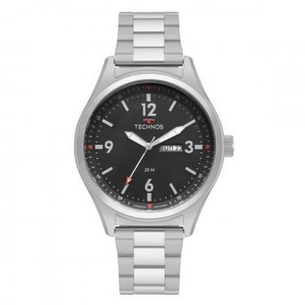 Relógios Technos Masculino Analógico 2105BA/1P