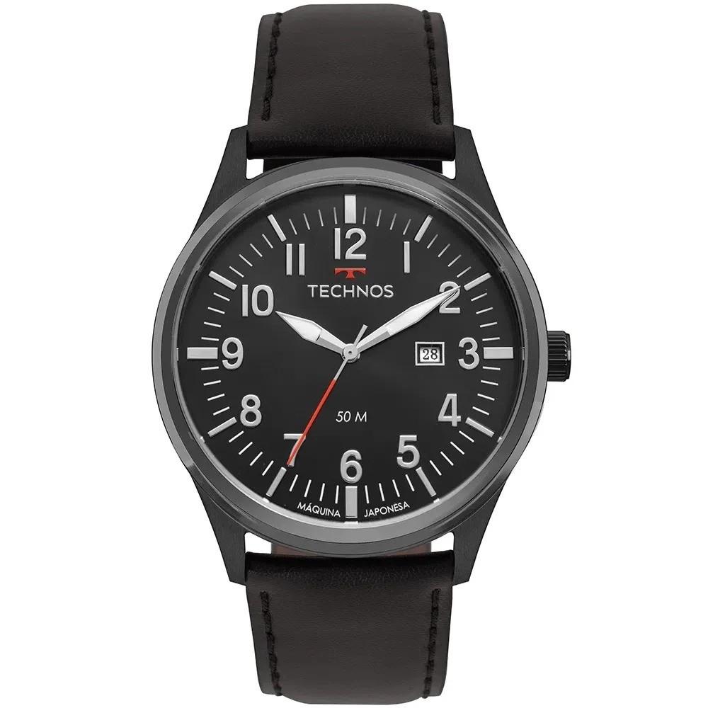 Relógios Technos Masculino Analógico 2115MTC/2P