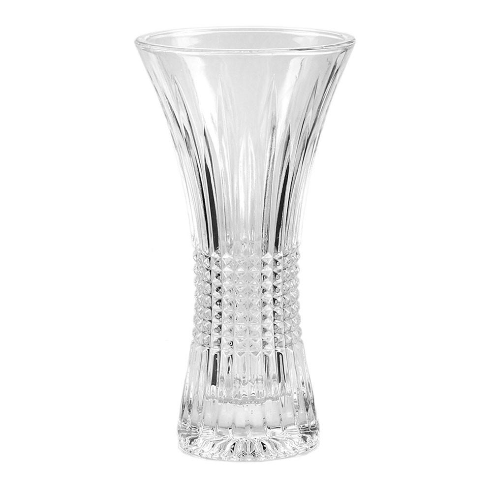 Vaso de Cristal Queen 16x10x30cm Wolff
