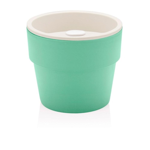 Vaso para Cultivar Autoirrigável Verde Menta OU VS 380