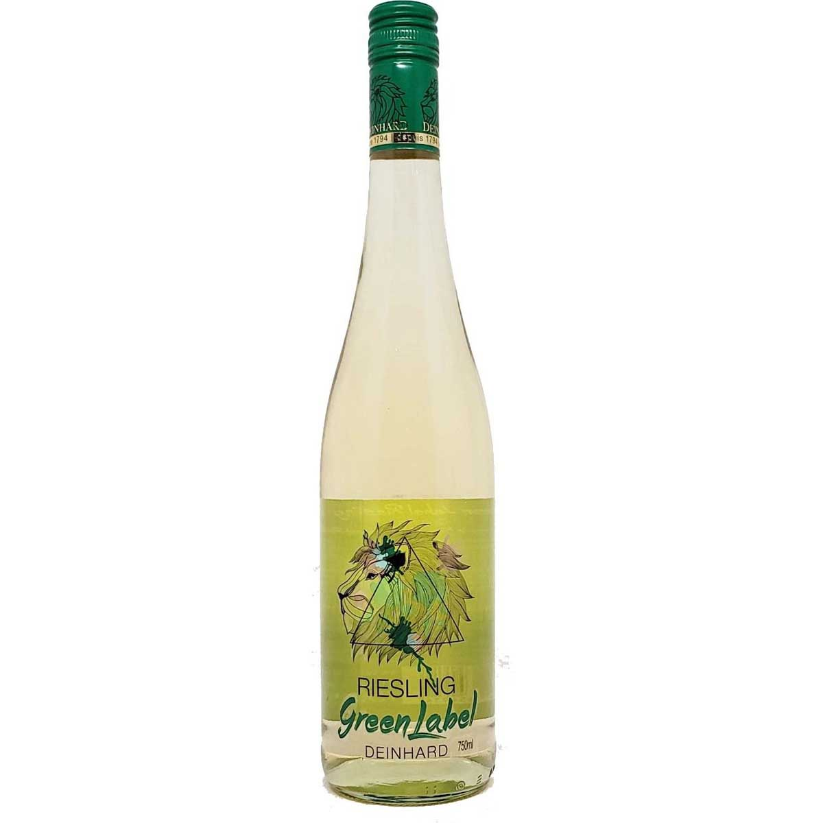 Vinho Alemão Branco Rieseling Deinhard Green Label 750ml
