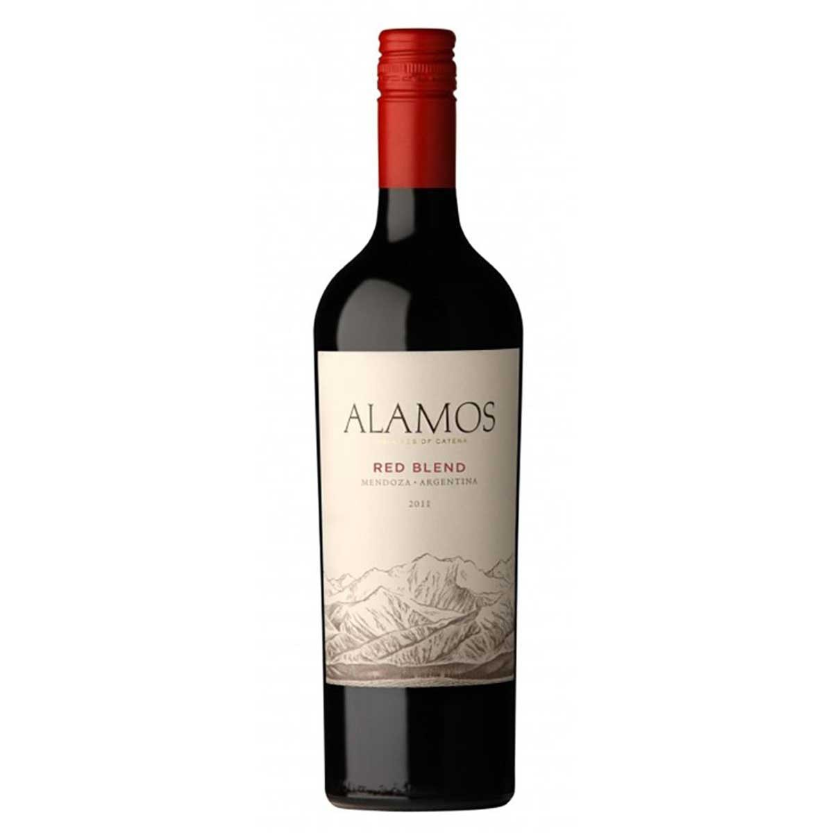 Vinho Argentino Tinto Alamos Blend 2018 Catena Wines 750ml