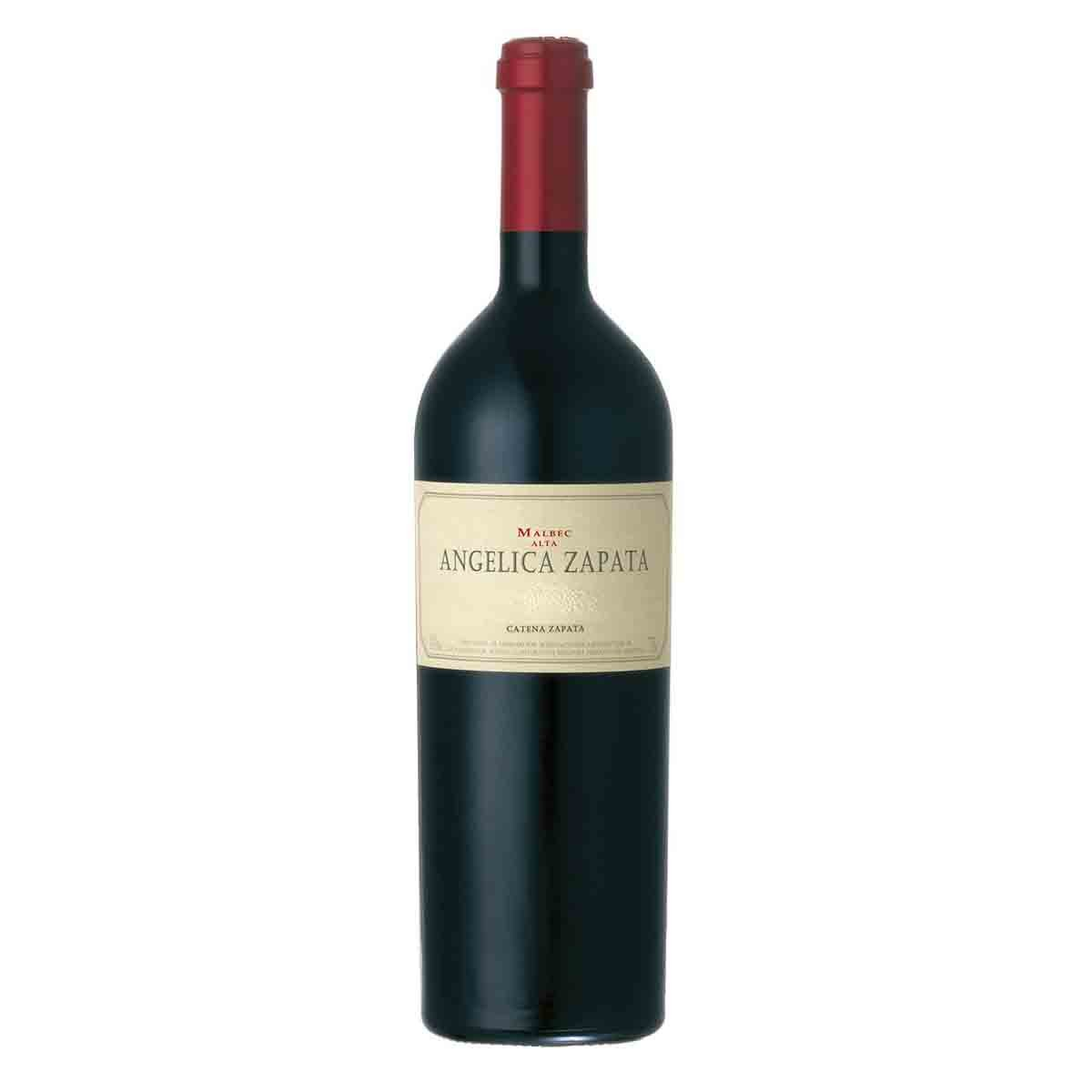 Vinho Argentino Tinto Angelica Zapata Malbec 2015 750ml