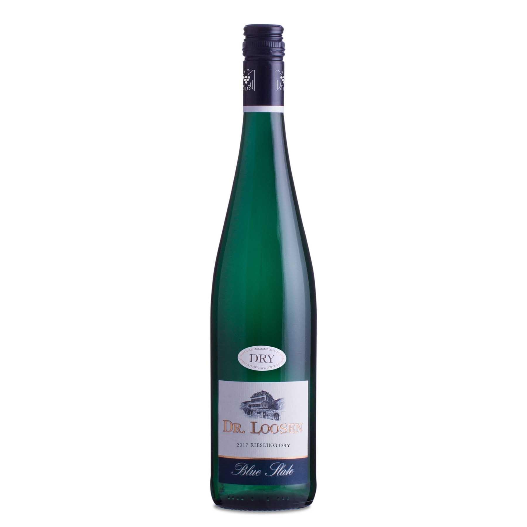 Vinho Branco Alemão Dr. Loosen Riesling Dry Blue Slate