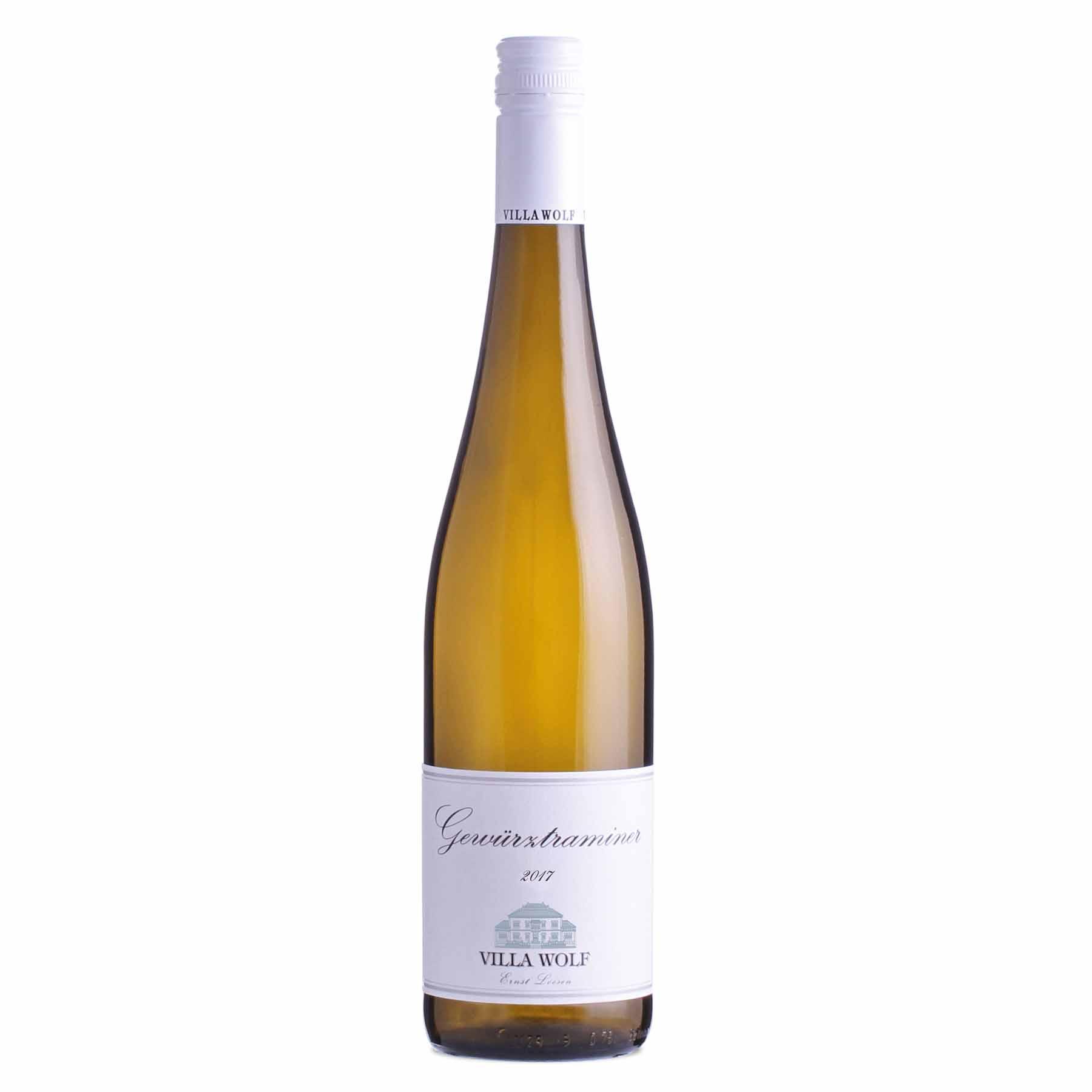 Vinho Branco Alemão Dr. Loosen Villa Wolf Gewurztraminer 2019