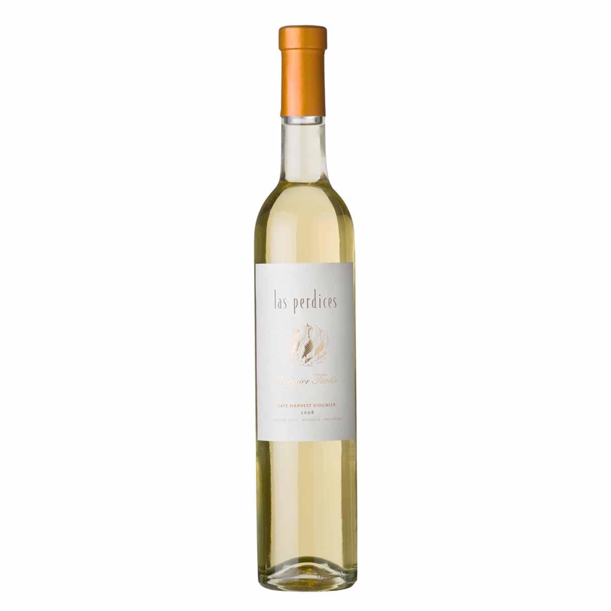 Vinho Branco Argentino Late Harvest Las Perdices Viognier 2016